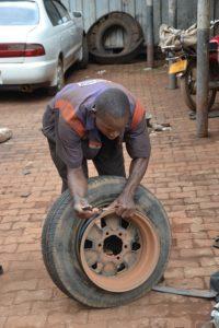 Tire Repair & Replacement